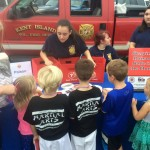 Kent Island Fire Safety Night
