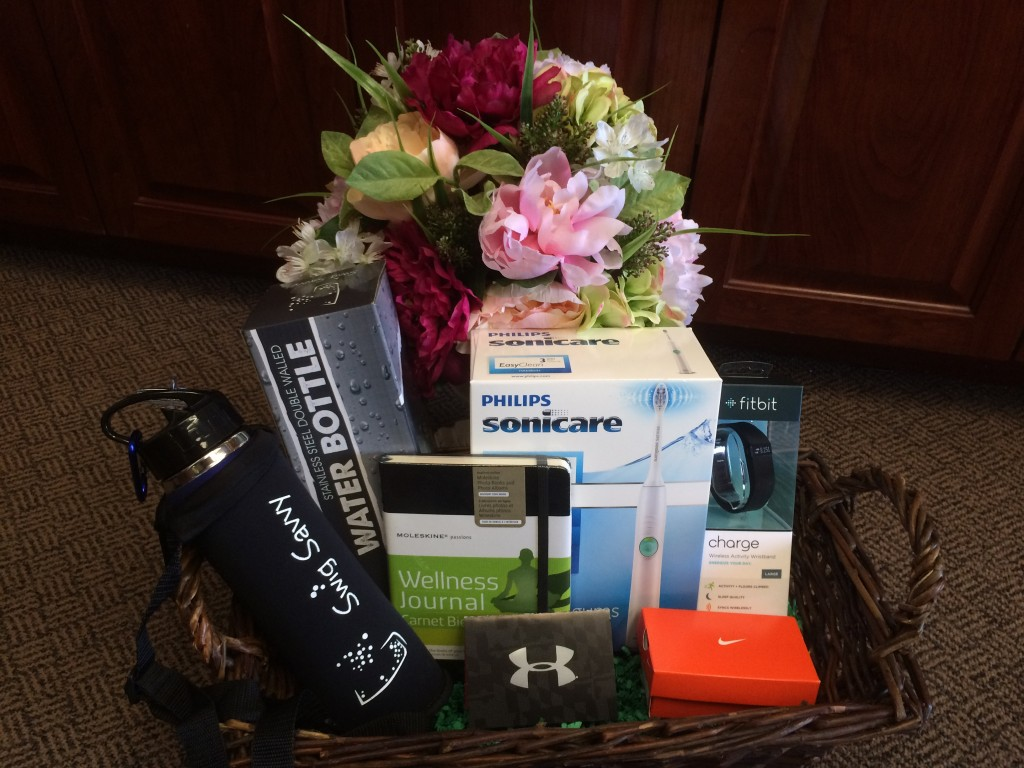 Wellness Basket Giveaway