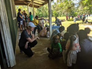 Mission trip to the Solomon Islands